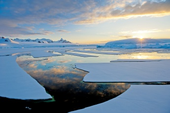 Antarctica aboard National Geographic Explorer. January 2011