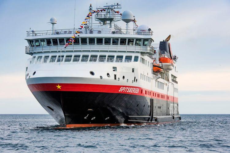 MS Spitsbergen Foto Ørjan Bertelsen