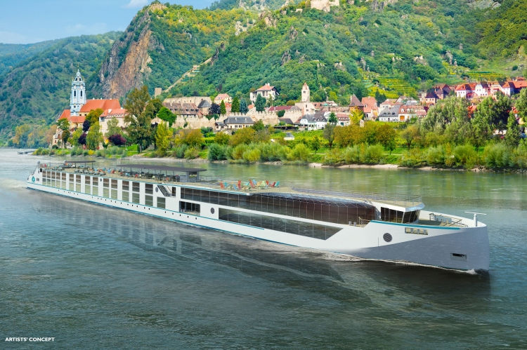 River Cruise Crystal Bach