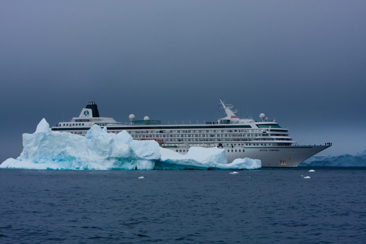 Crystal Symphony Cruise