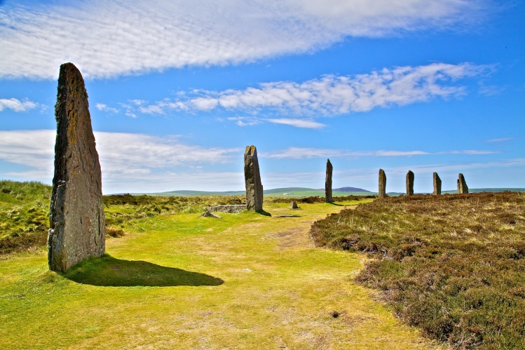 Orkney Cruise Ring of Brodgar