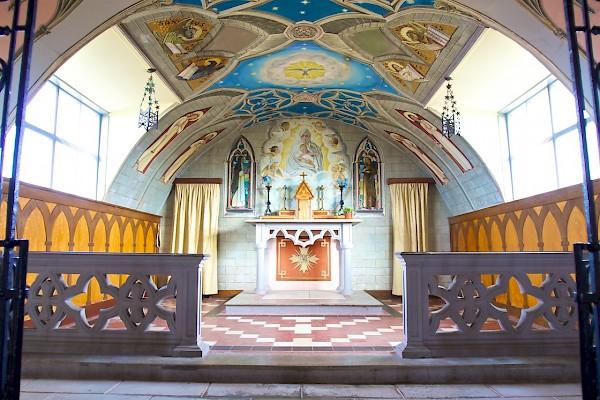Orkney Cruise Italian Chapel