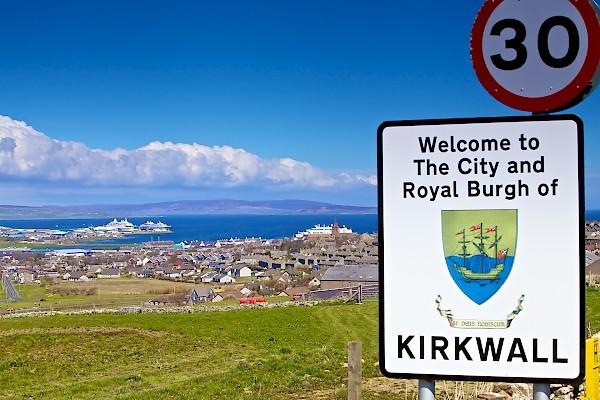 Orkney Cruise Ships Kirkwall