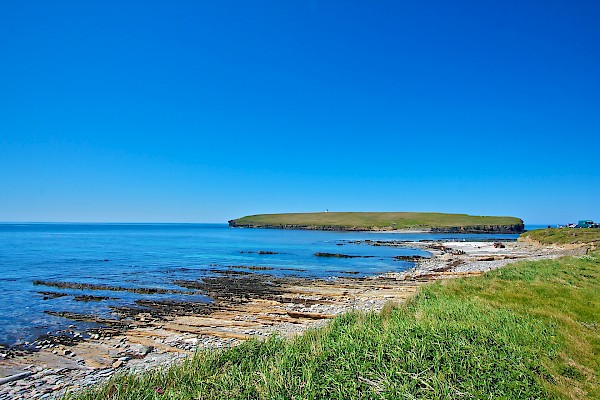 Orkney Cruise Brough of Birsay