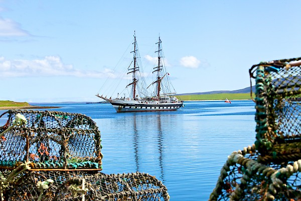 Orkney Cruise Tall Ship