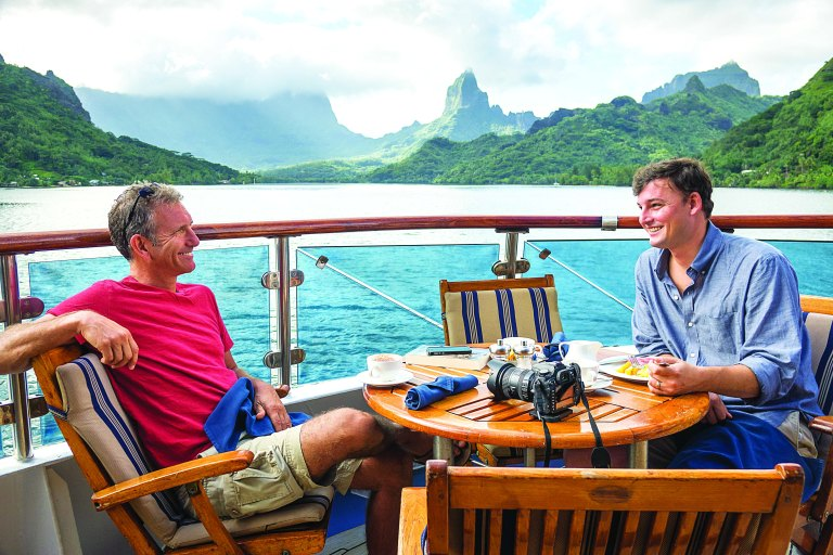 Lindblad Cruise National Geographic