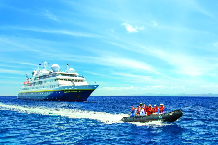 Lindblad National Geographic cruise
