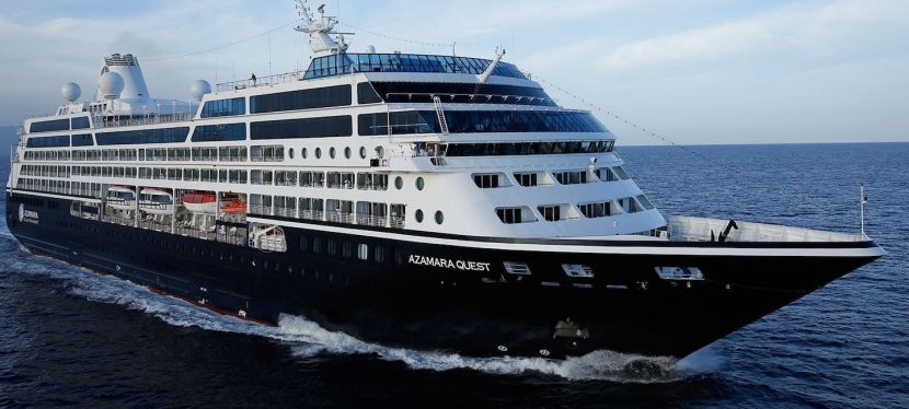 Radar: Azamara Club Cruises announce Alaska season