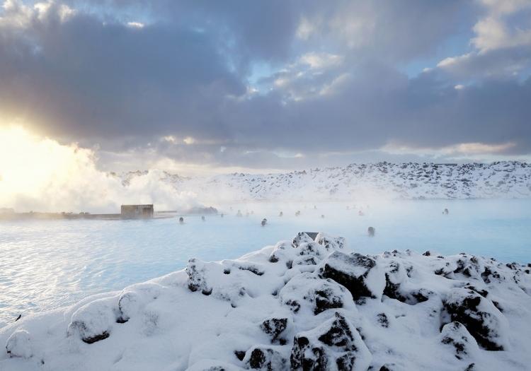 Iceland Cruise Blue Lagoon