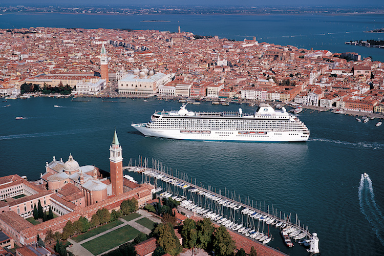 Crystal Serenity Venice Mediterranean Cruise