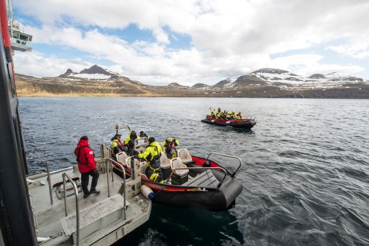 Hurtigruten Iceland Cruise