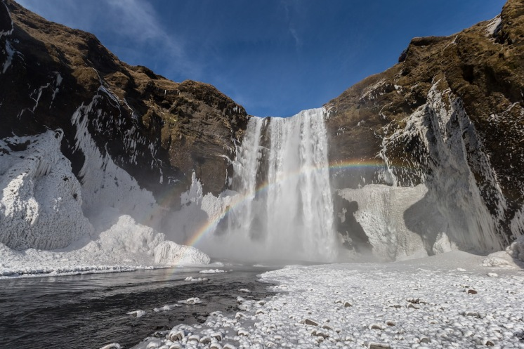 Iceland Cruise Skogarfoss