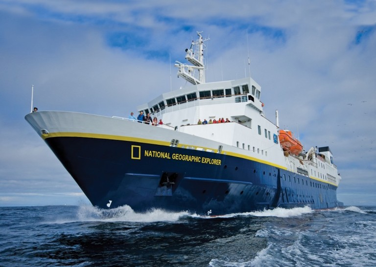 Iceland Cruise National Geographic Explorer