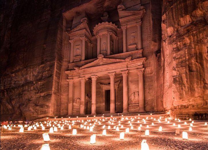 Mediterranean Cruise Petra
