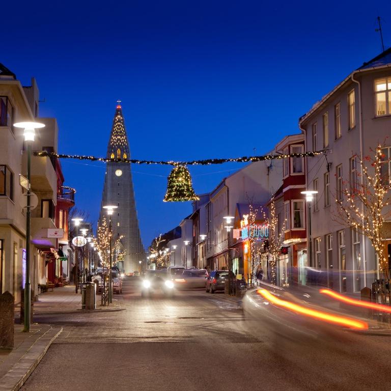 Iceland Cruise Reykjavik