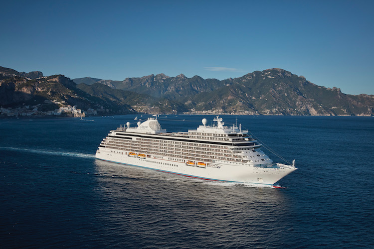 Seven Seas Explorer Mediterranean Cruise