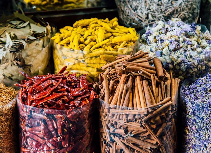 Spice routes Eastern Mediterranean Cruise