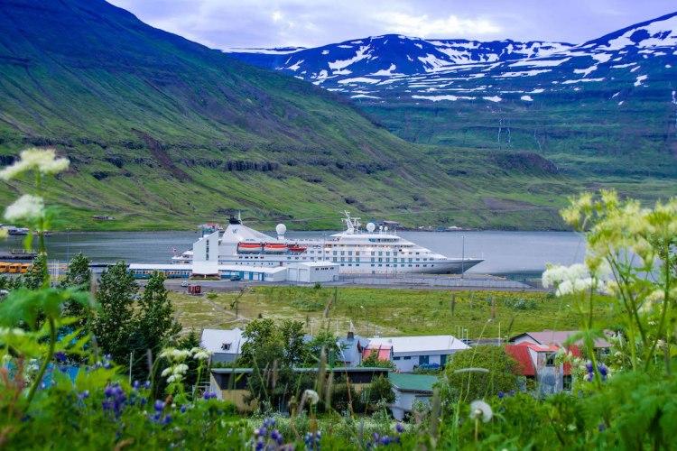Windstar Iceland Cruise
