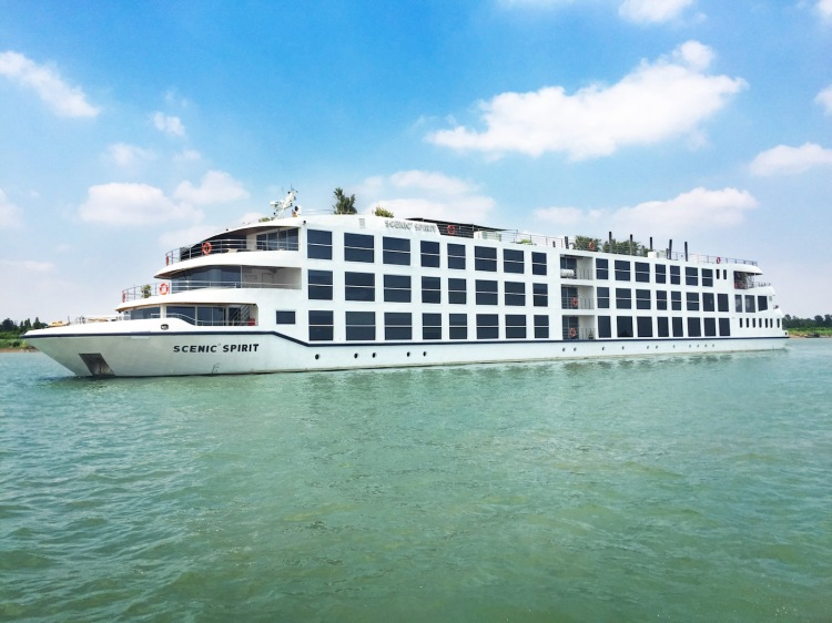 Scenic Spirit Mekong River Cruise