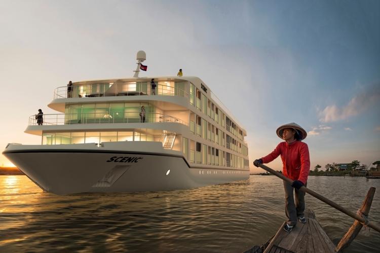 Scenic Spirit Mekong River