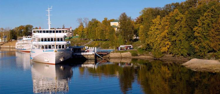 Viking River Cruise Uglich