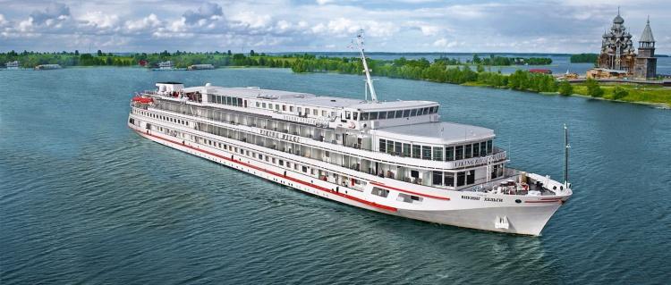 Viking River Cruise Volga Helgi