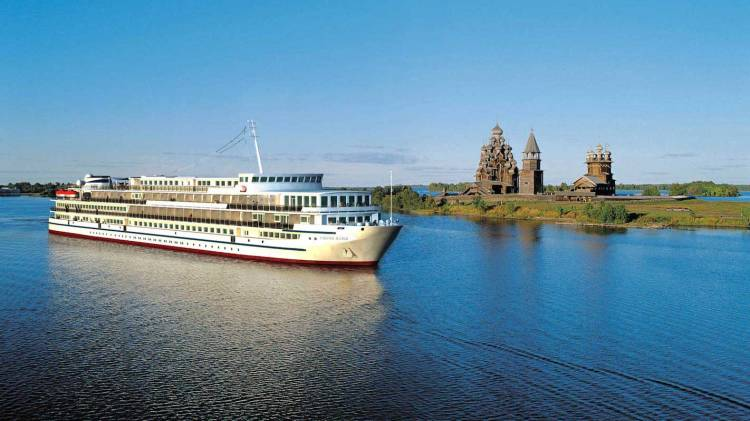 Viking River Volga Cruise