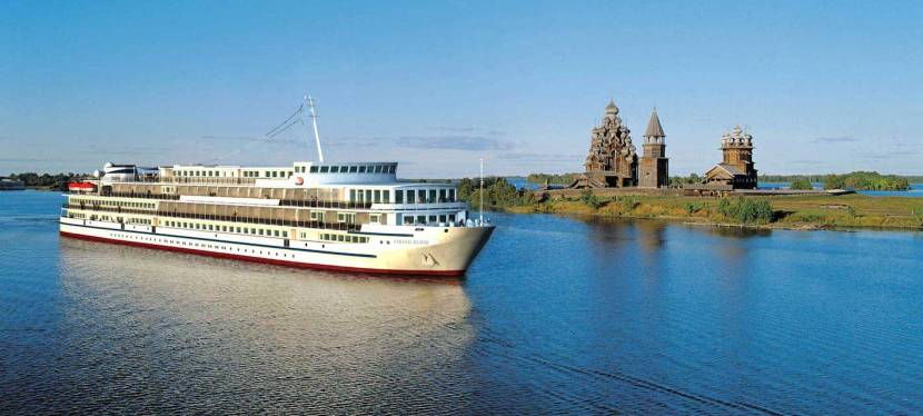 Best River Cruise: Russian Volga with Viking
