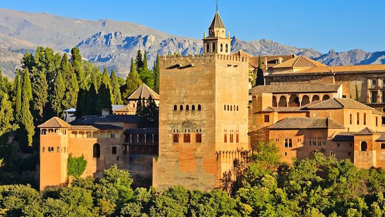 Viking Cruise Alhambra Palace