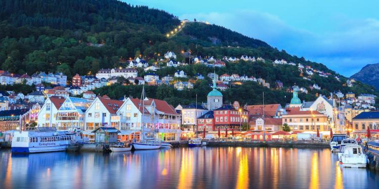 Viking Ocean Cruise Bergen