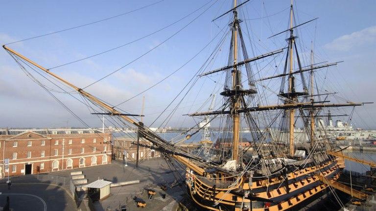 Viking Ocean HMS Victory