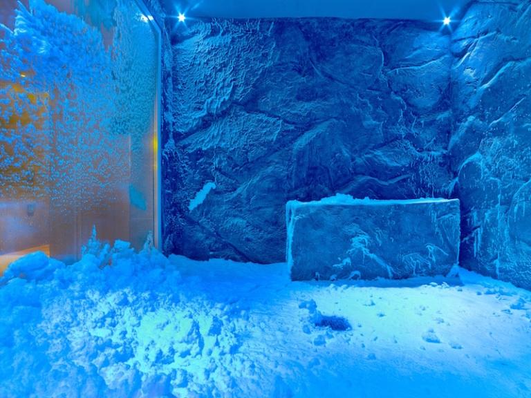 Viking Ocean Snow Grotto