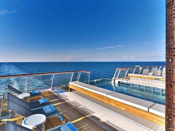 Viking Ocean Aquavit Infinity Pool