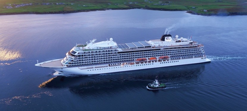 Radar: Lerwick welcomes Viking Star to new facilities