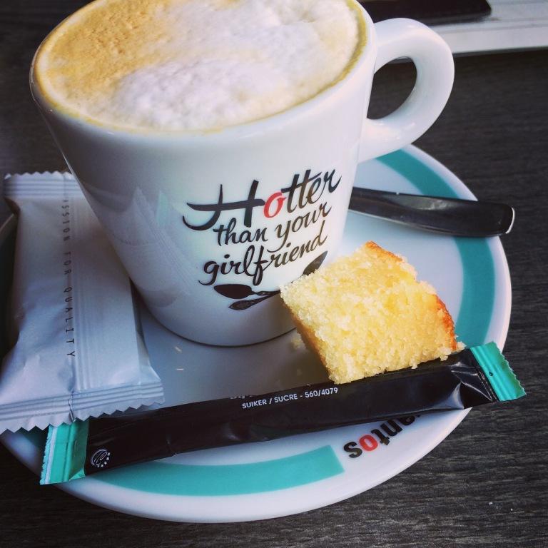 Coffee in Blankenberge