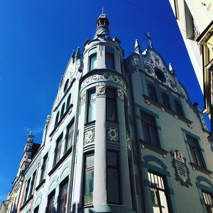 Tallinn's historic centre