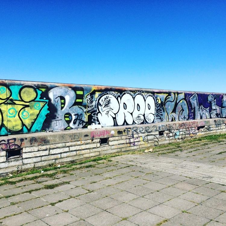 Tallin graffiti