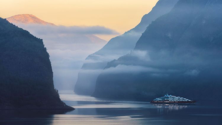 Eclipse Norwegian Fjords