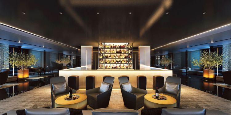 Scenic Eclipse Lobby Bar