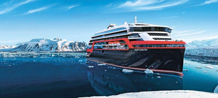 New Cruise Ships for 2018 – Hurtigruten: MS RoaldAmundsen