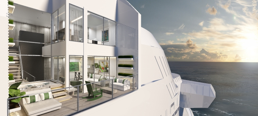 New cruise ships for 2018 – Celebrity Edge
