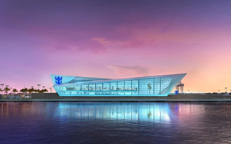 Miami Terminal for Royal Caribbean