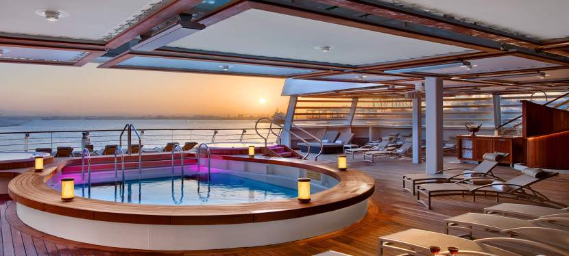 New Cruise Ships for 2018 – Seabourn Ovation