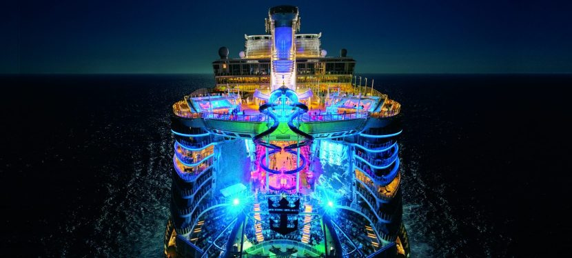 New Cruise Ships for 2018: Symphony of the Seas
