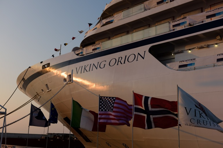 VIKING ORION FLOATOUT