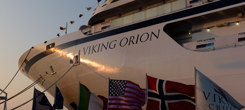 New Cruise Ships for 2018 – Viking Orion