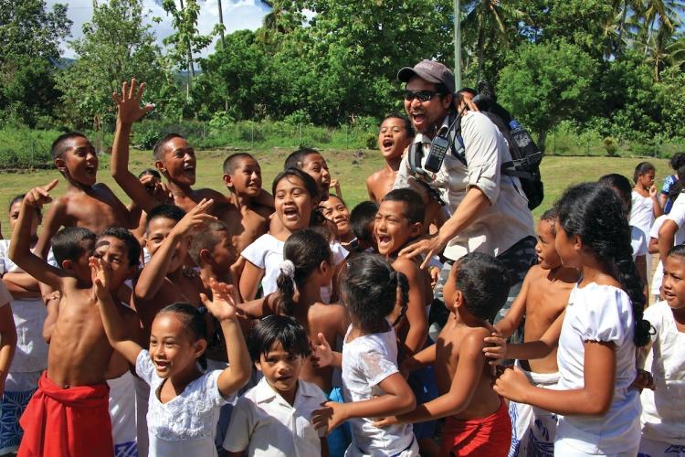 Solomon Islands with Silversea