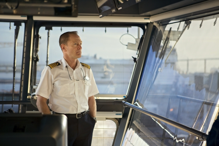 Symphony of the Seas Master Rob Hempstead, Captain