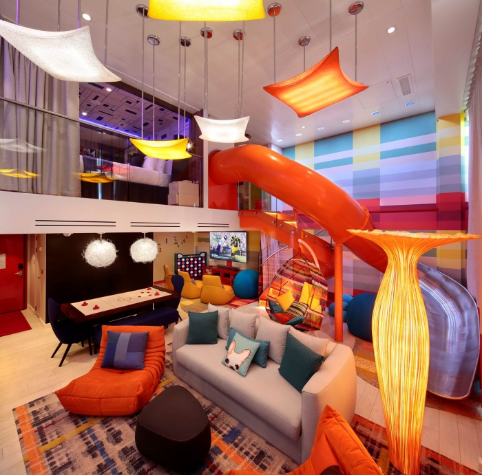 Symphony of the Seas Ultimate Family Suite