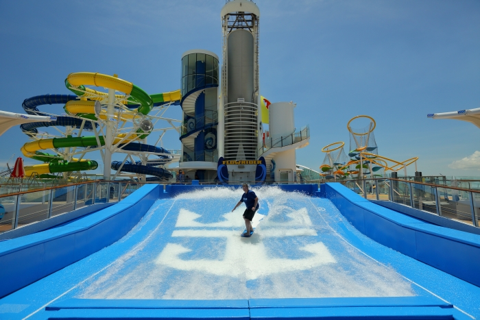 MARINER OF THE SEAS FLOWRIDER